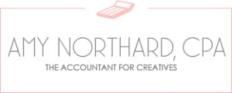 Amy Northard, CPA - The accountant for creatives