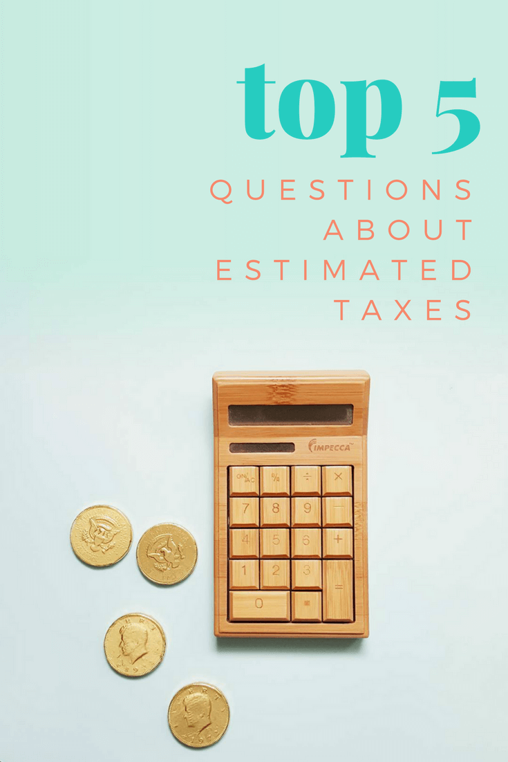 estimated taxes for small business owners