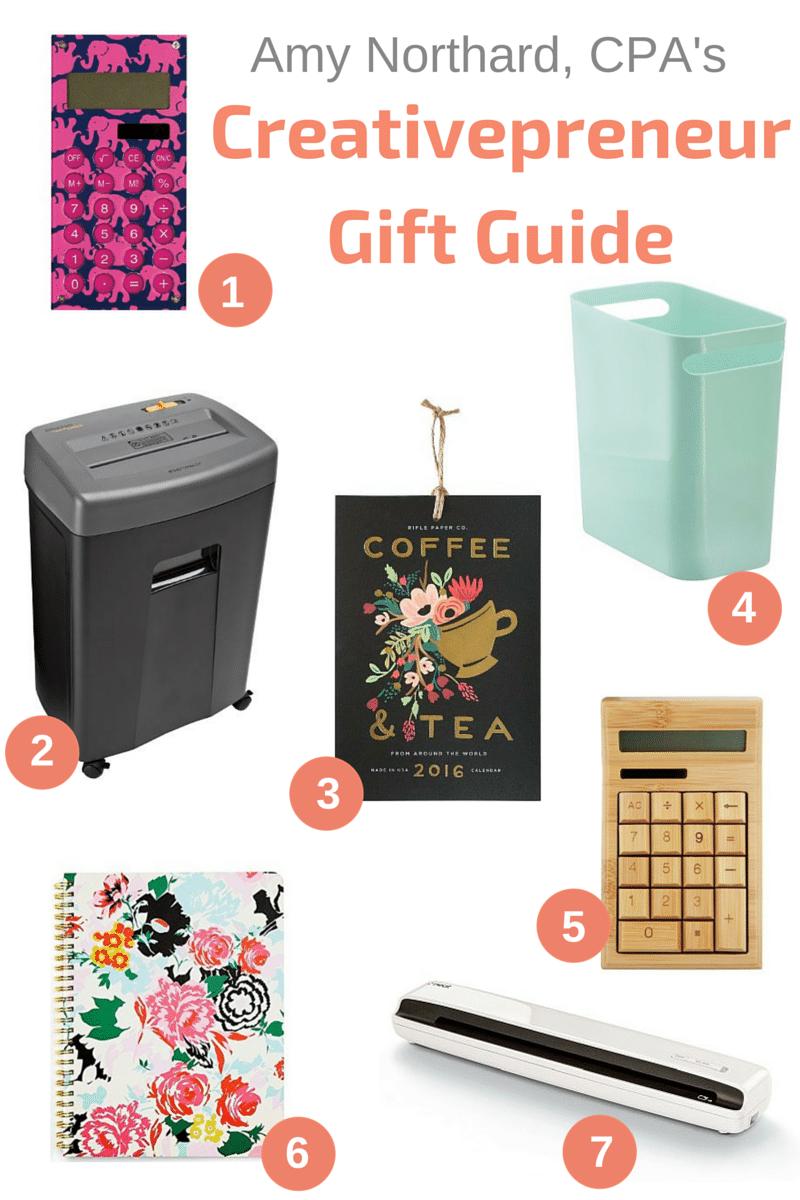 entrepreneur gift guide