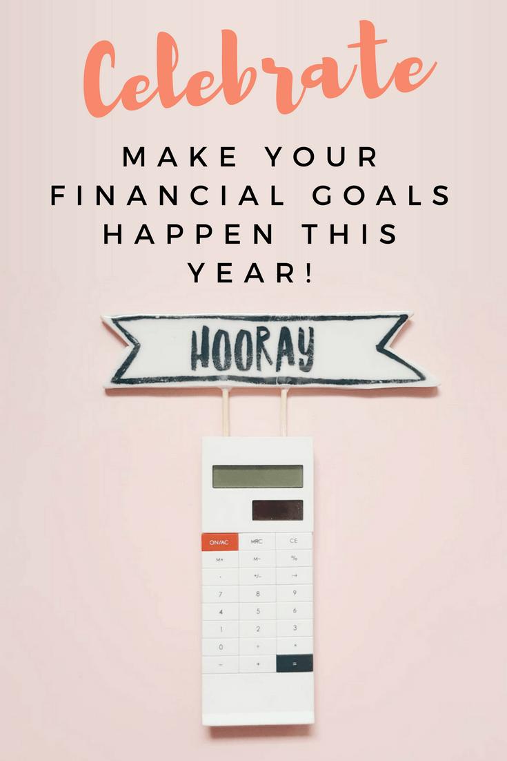 How to make financial goals happen