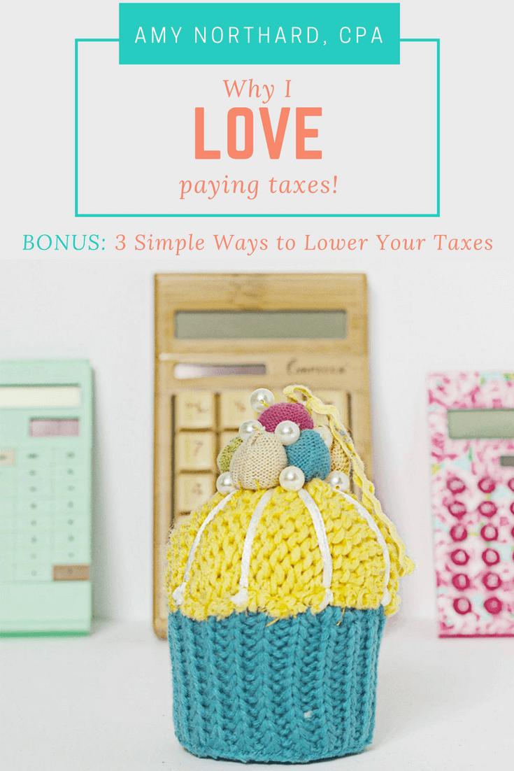 3 Simple Ways to Lower Taxes