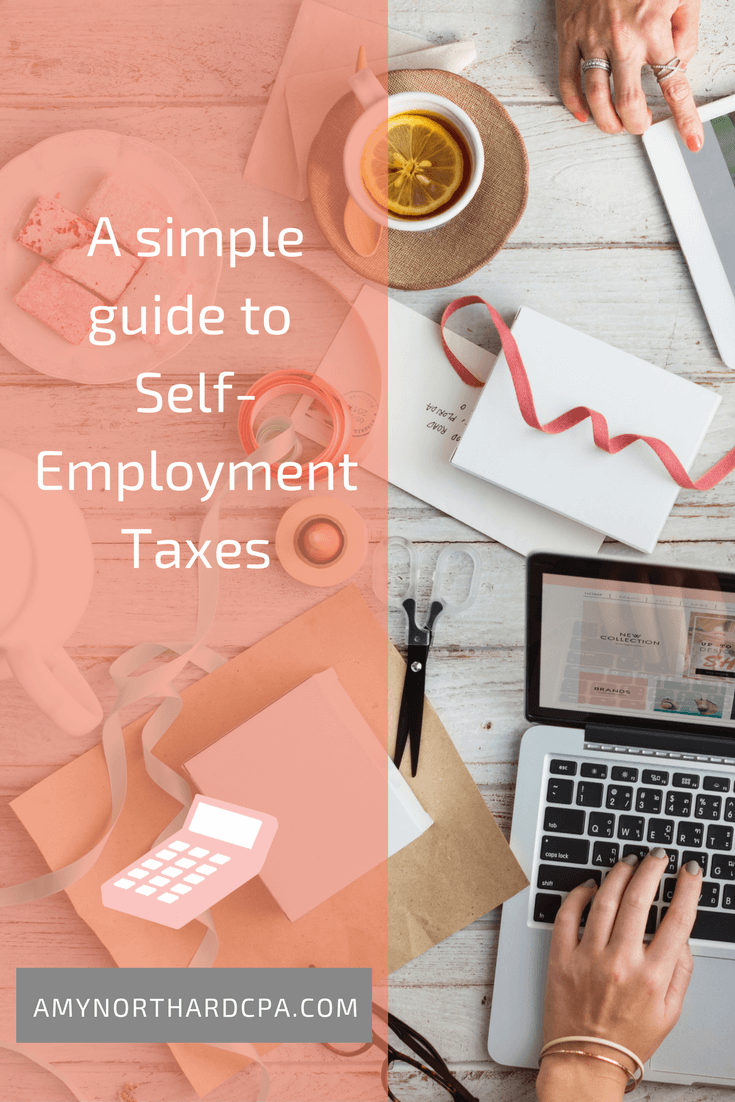 A simple guide to Self-Employment Taxes
