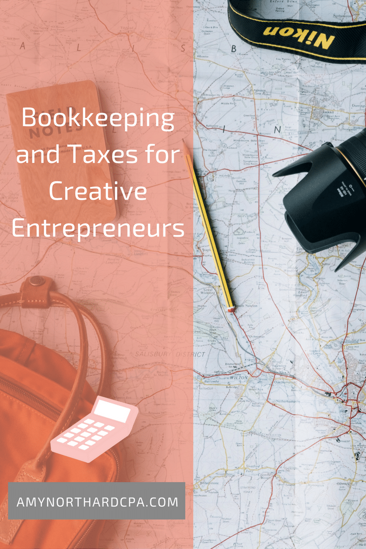 Bookkeeping and Taxes for Creative Entrepreneurs