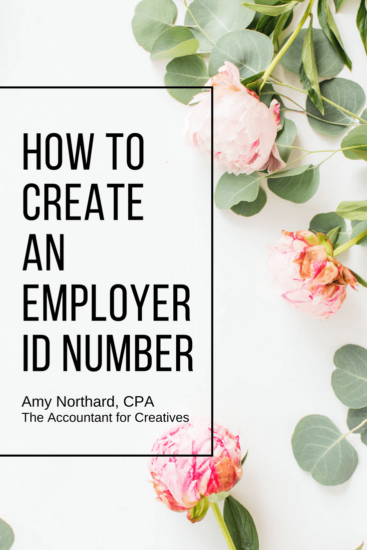 How to Create an Employer ID Number