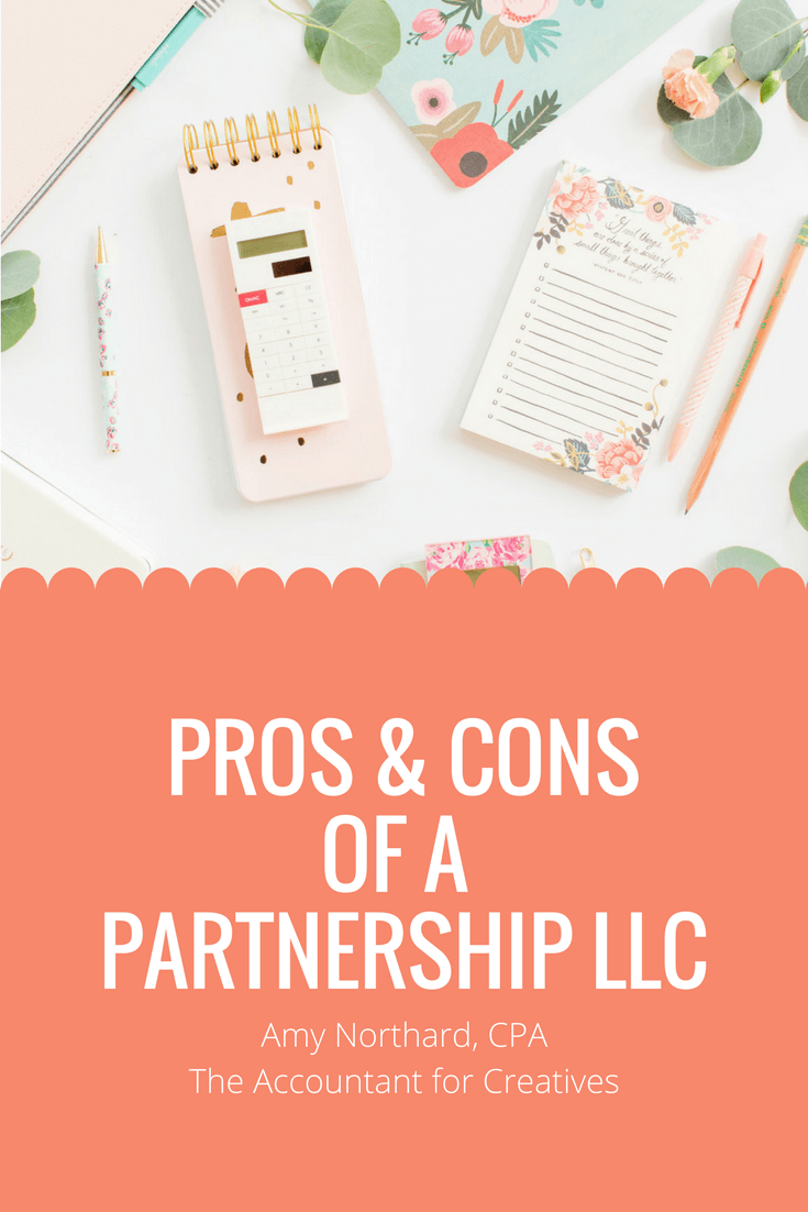 Pros and Cons of a Partnership LLC