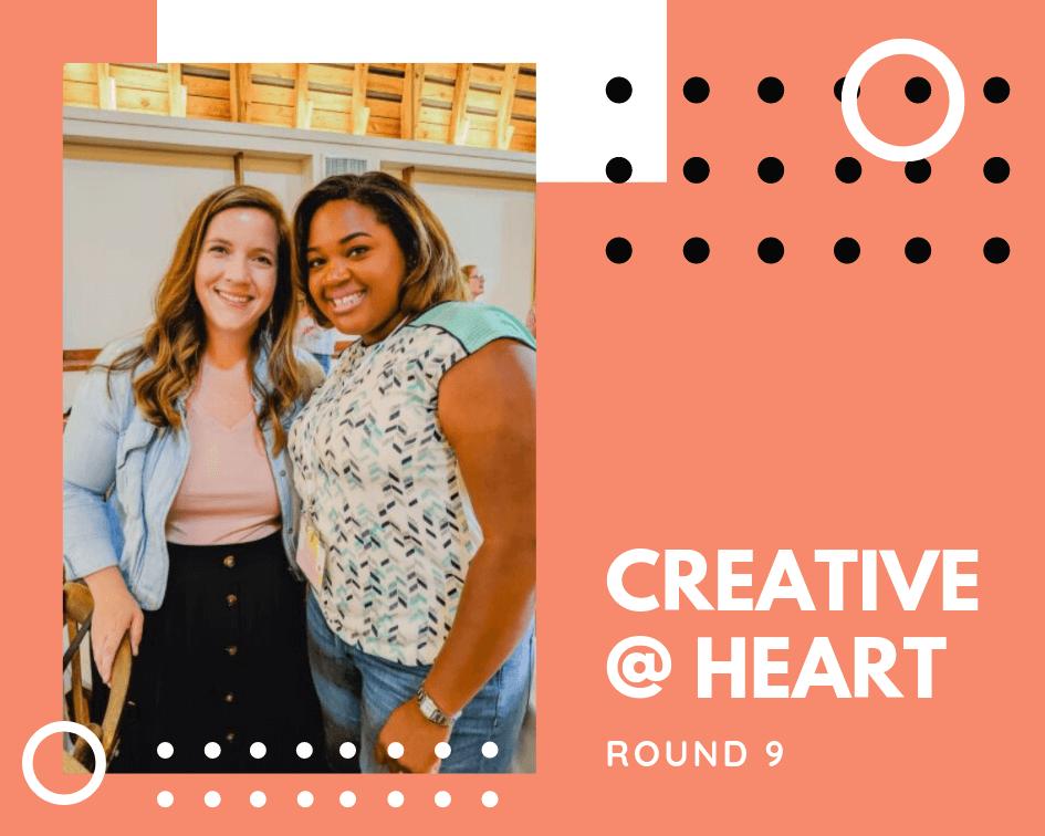 Creative @ Heart Round 9 Roommate