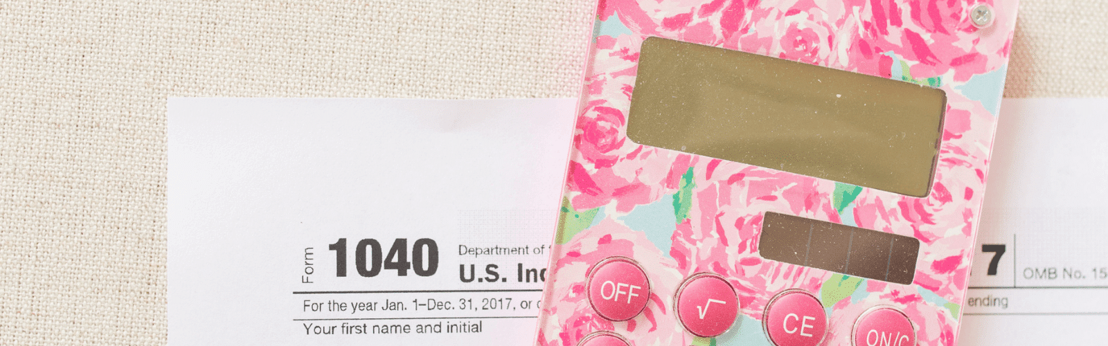 Miscalculation on Your 2020 Form 1040?